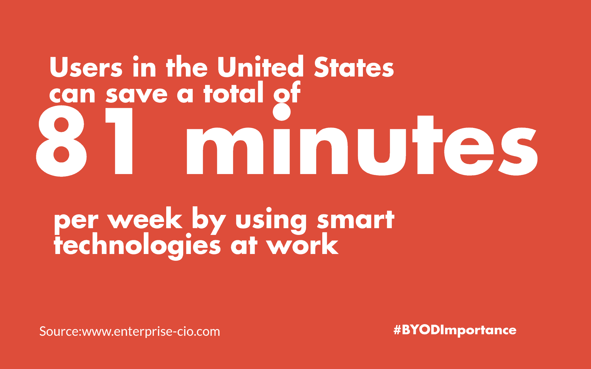 Technology BYOD Benefits